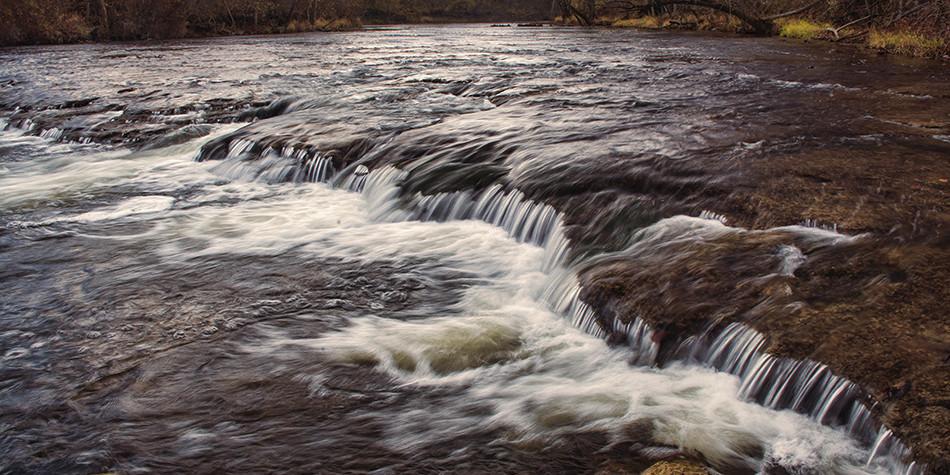 Greenville Falls Preserve Miami County Ohio